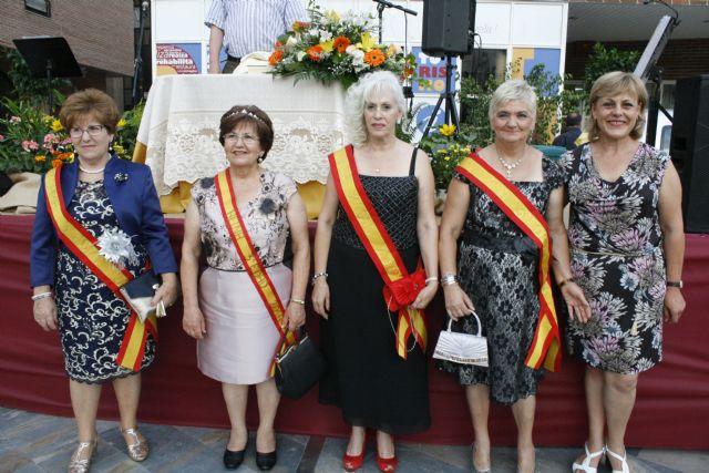 Rosi Giménez Collazos es elegida reina de las fiestas del Centro Municipal de Personas Mayores del 2017