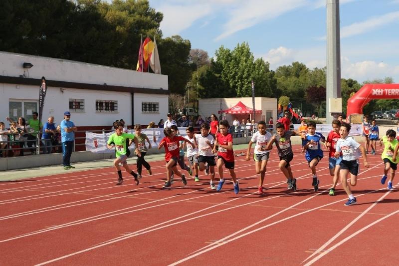 El Colegio Reina Sofía participó en la Final Regional de Atletismo de Deporte Escolar, celebrada en Yecla y organizada por la Dirección General de Deportes de la Región de Murcia