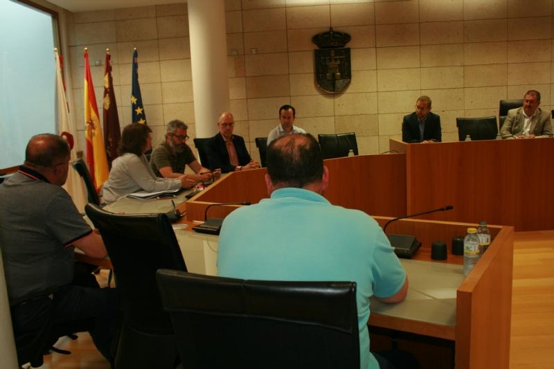 VÍDEO. El grupo de trabajo del nuevo trazado del AVE en la que se acuerda incrementar las movilizaciones ciudadanas y precisar el procedimiento ante los tribunales que retome el anterior trazado del 2010