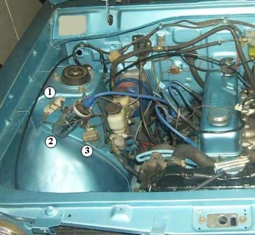 Tech Wiki - Ignition Coil  Datsun 1200 Club