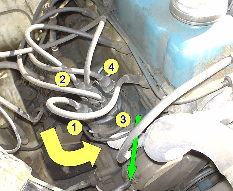 Tech Wiki - Ignition Timing  Datsun 1200 Club