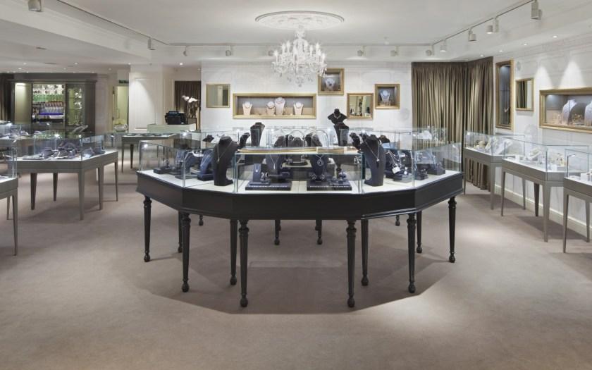 Fortnum & Mason's Jewellery Department