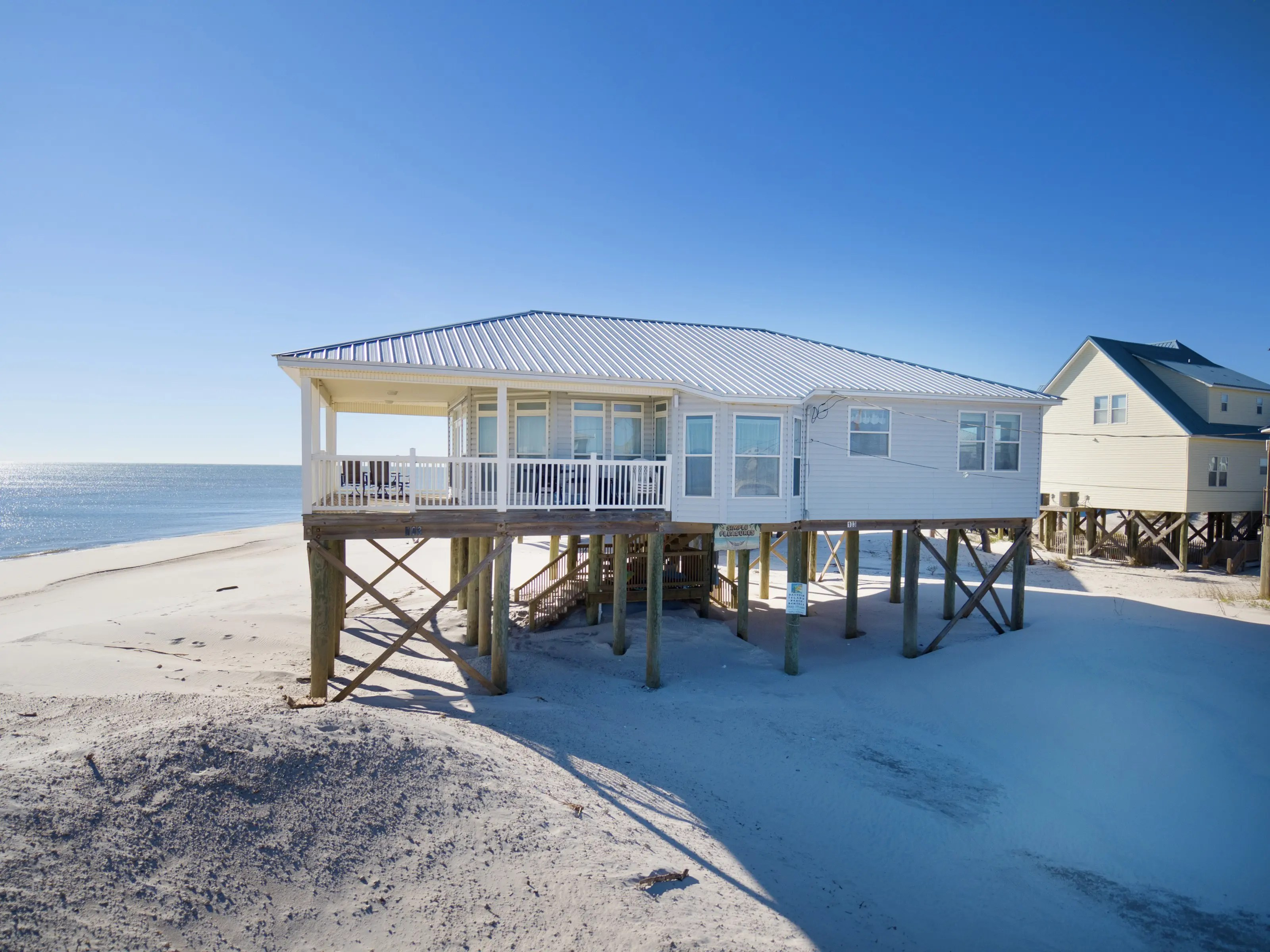 Simple Pleasures Dauphin Island Beach Rentals