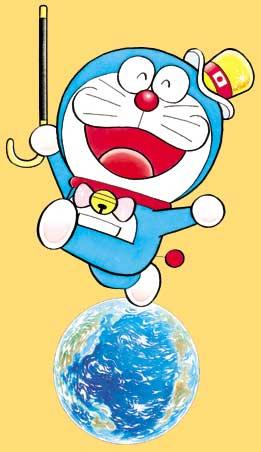 Doraemon: On top of the world