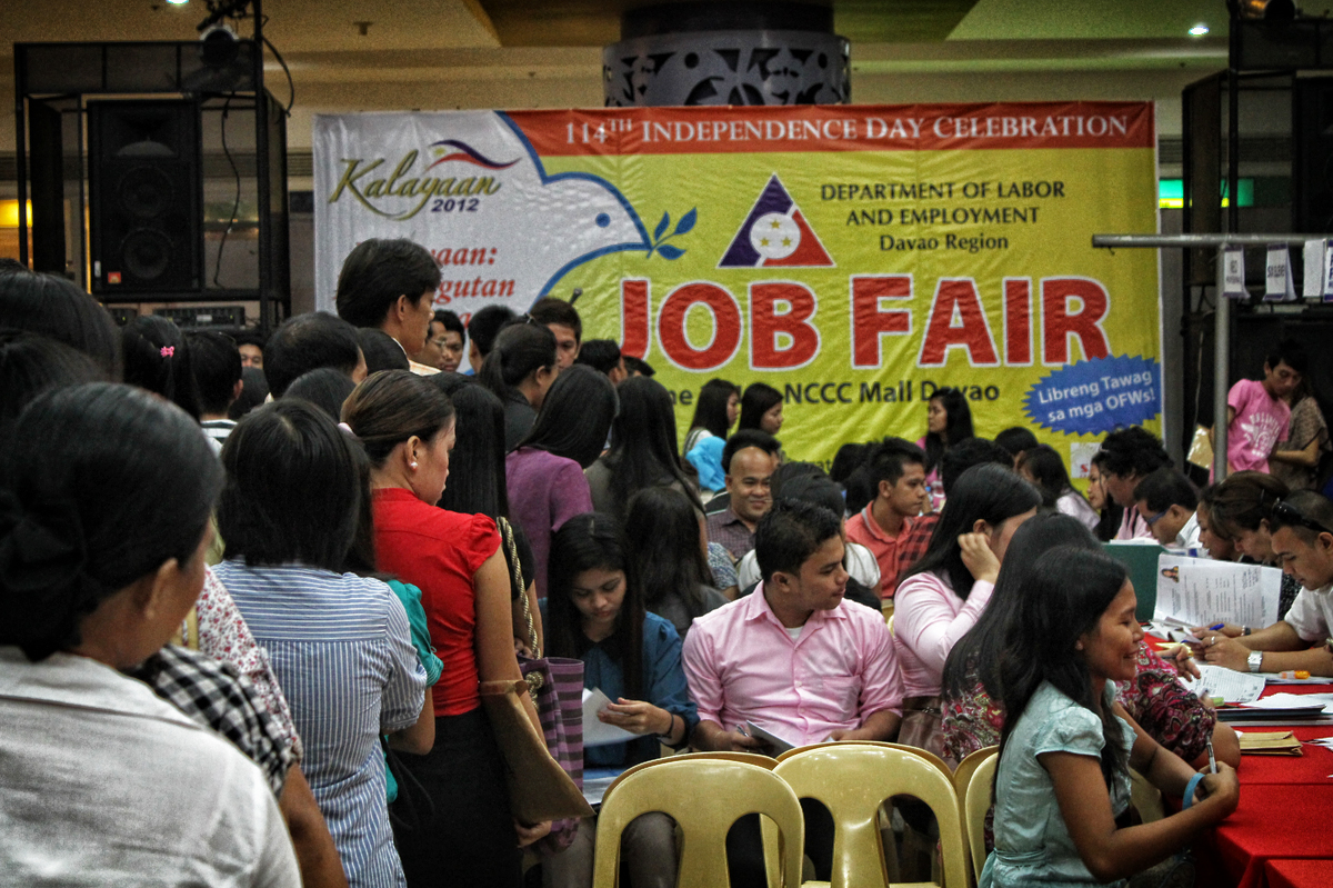 Independence Day job fair offers 17,000 vacant job posts