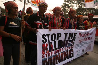 Lopez ​vows probe on mining abuses in Mindanao