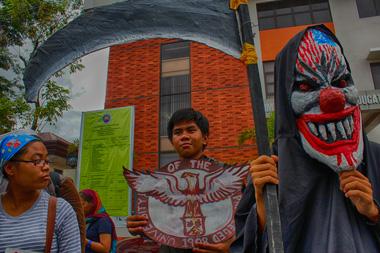 UP Tacloban studes complain of verbal abuse