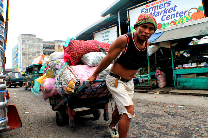 Lowering inflation no significance on poor Filipinos, solon claims