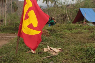 CPP asks gov't: Did Duterte order AFP to stop its offensive ops vs. NPA?