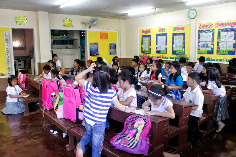 Davao City councilor confirms lack of classrooms