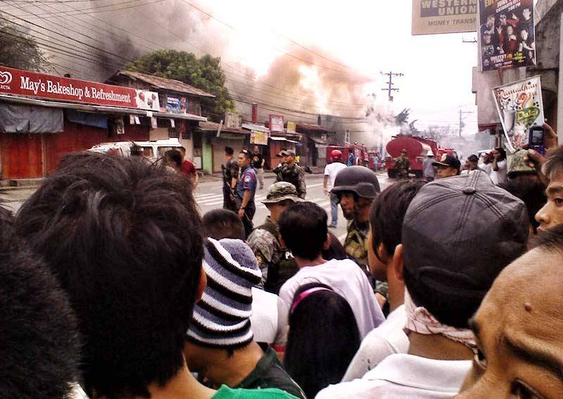 Mother was minutes away from Cotabato blast