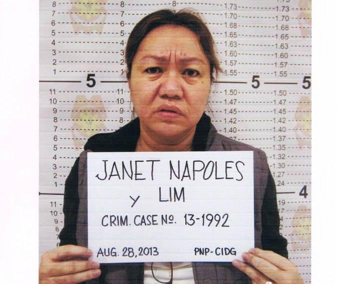 Davao folks rant Aquino's 'red carpet' treatment of Napoles