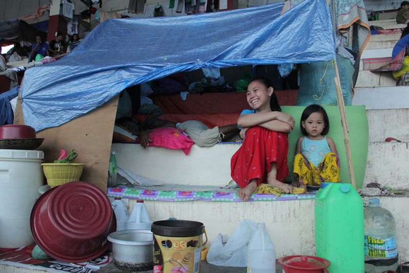 Neglect of evacuees scored one year after Zamboanga siege
