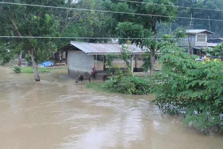 As Agaton subsides, Comval in state of calamity, Dav Nor major rivers swell