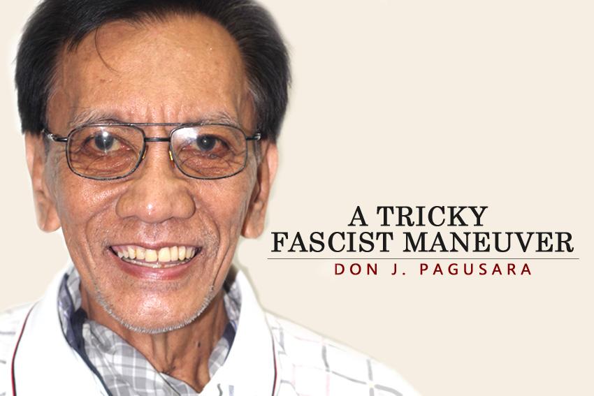 A Tricky Fascist Maneuver