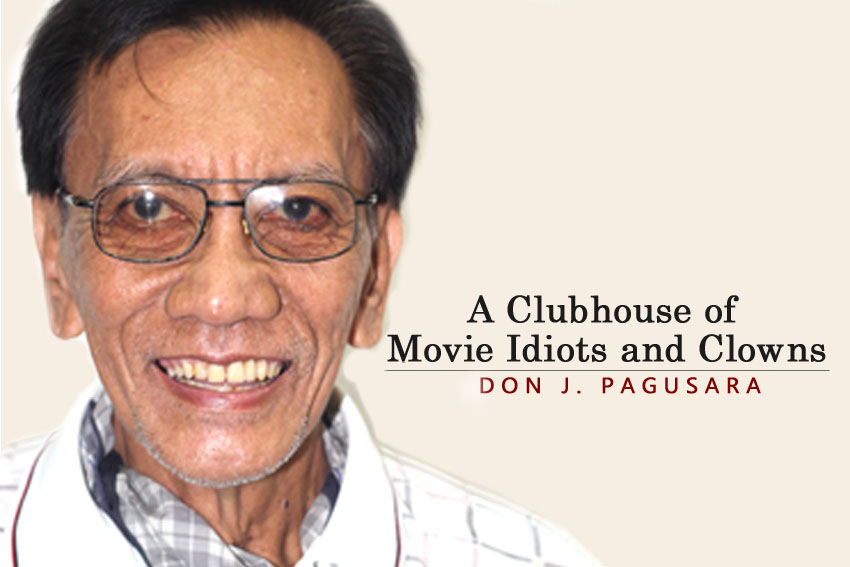A Clubhouse of Movie Idiots and Clowns