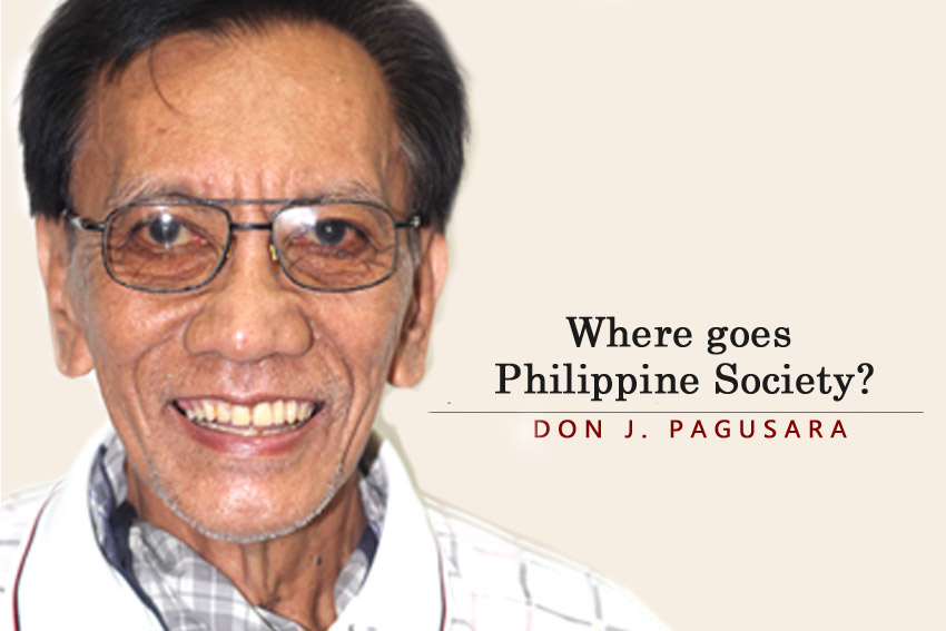 Where Goes Philippine Society?