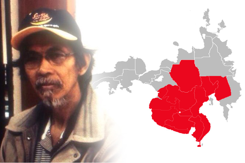 Palparan is suspect too, in bloody legacy in Mindanao