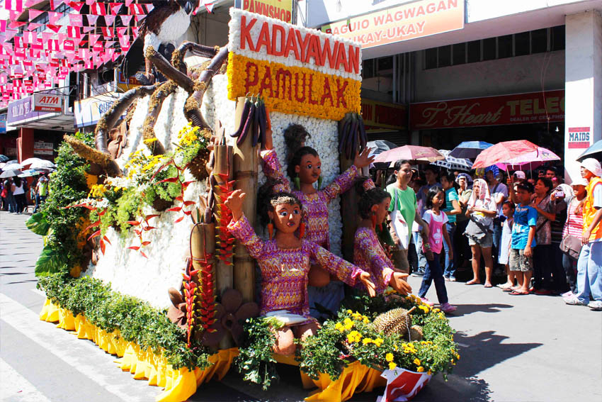 Kadayawan still open for Pamulak contingents