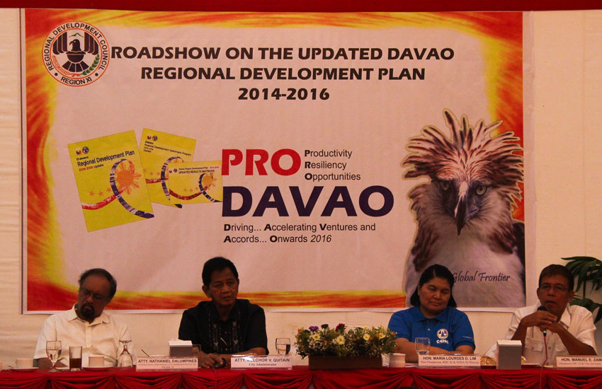PPP projects for expansion of Davao port and airport underway