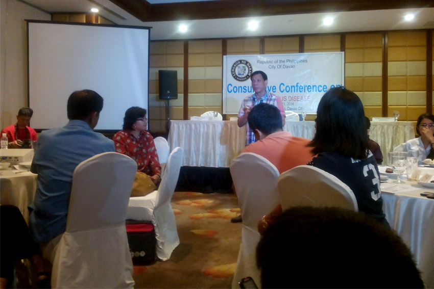 Davao lacks facilities for ebola