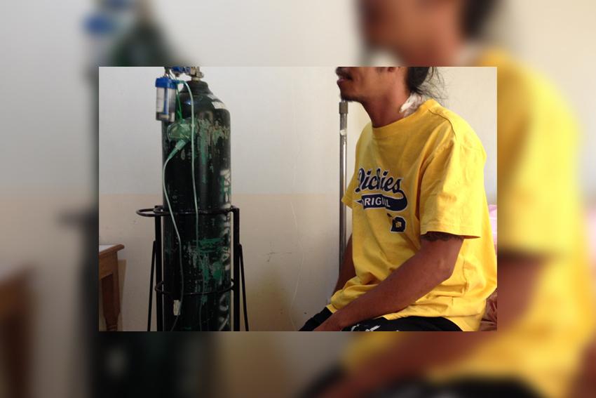 Victim accuses Kapalong LGU officials, military behind attempted slay