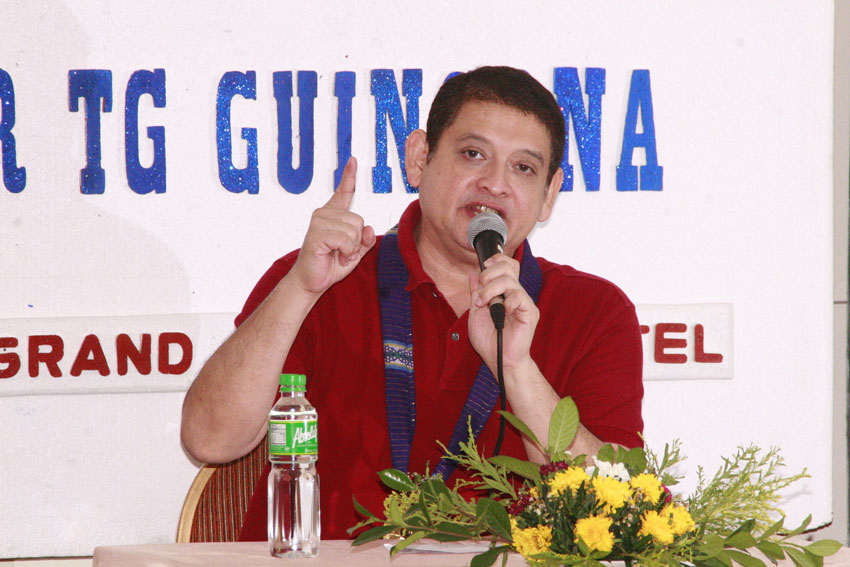 Guingona says BBL in rough sailing in Congress