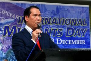 INTERNATIONAL MIGRANTS' DAY