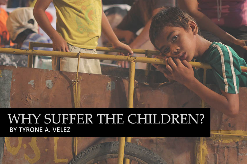 Why suffer the children