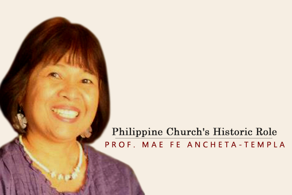 Philippine Church's Historic Role