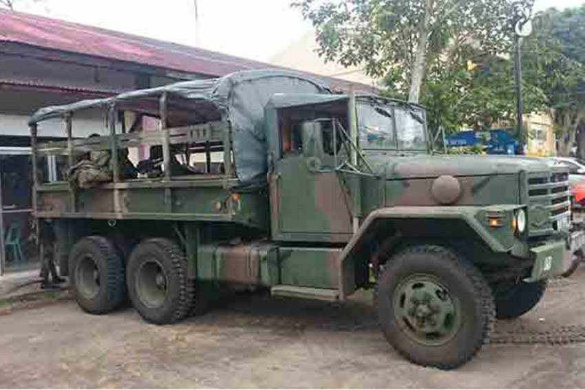 State troops beat up two teen-age citizens in Sorsogon