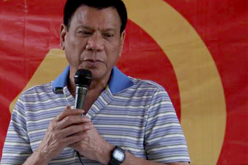 Duterte: AFP generals not happy with coalition with the Left