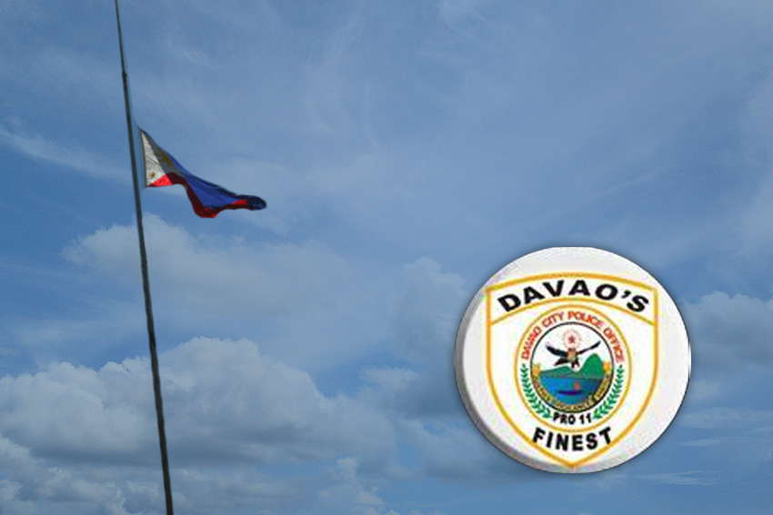 DCPO flag in half-mast for Maguindanao cops
