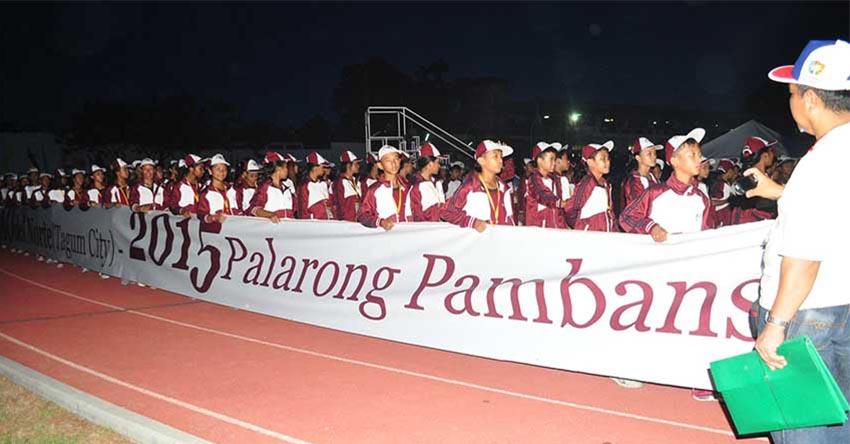 1,500 soldiers to secure Palarong Pambansa 2015