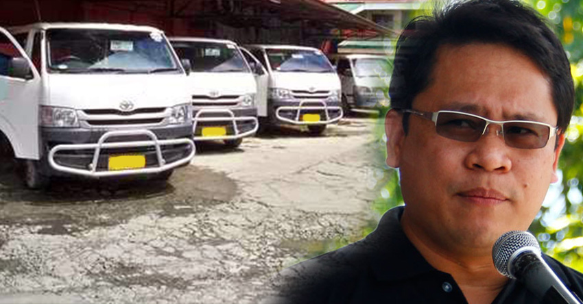 Bus companies file graft charges vs Tagum mayor
