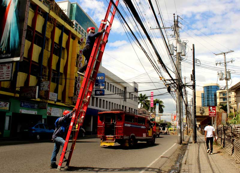 3-day 'short' power interruptions up on June 25-27