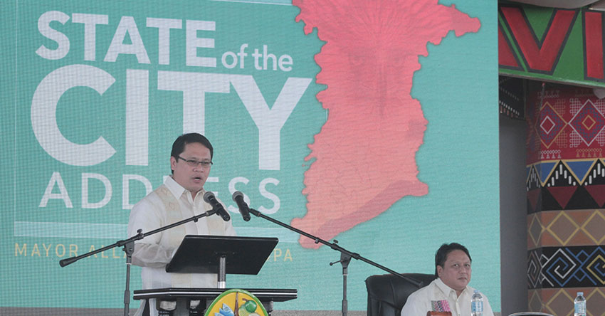 Tagum crime rate down says mayor