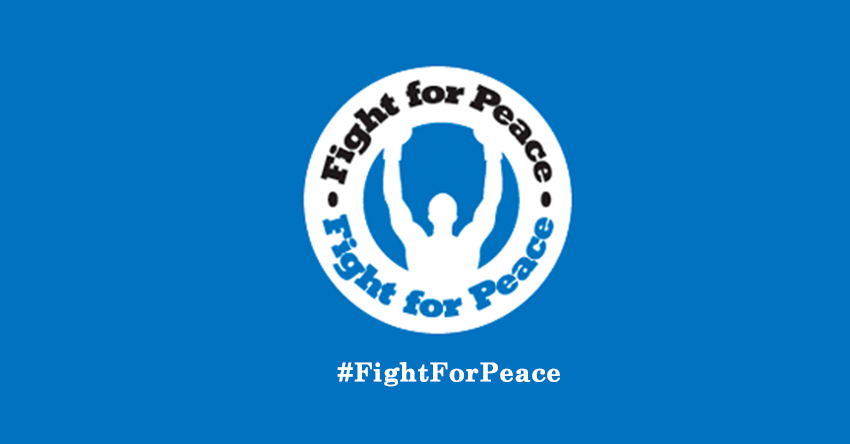 #FightForPeace online campaign gains 6,000 supporters