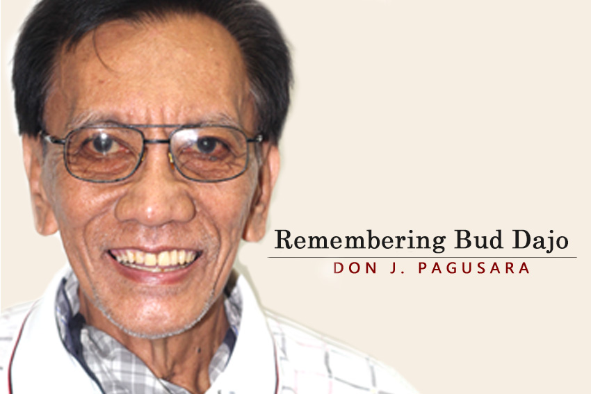 Remembering Bud Dajo