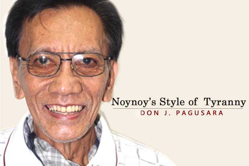 Noynoy's Style of  Tyranny
