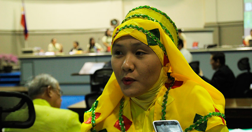 Councilor laments discrimination vs Muslims in Davao