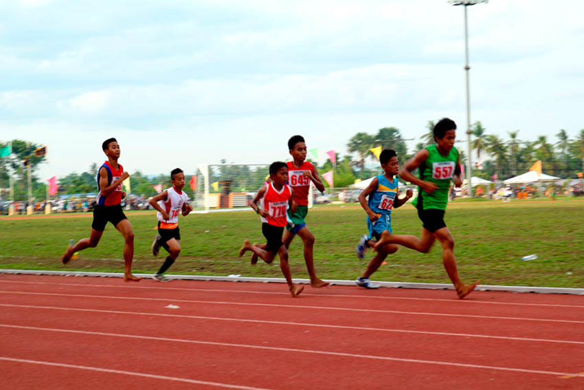 Davao City allots P12 million for athletic event in 2018