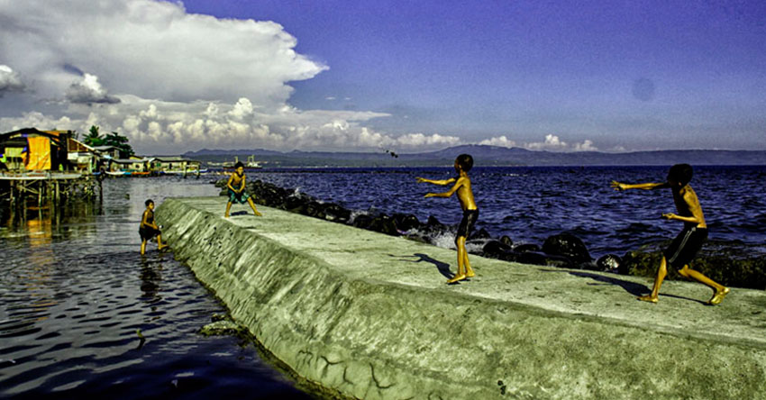Davao coastline development at P100 billion