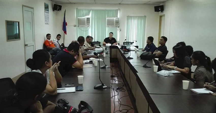 """Paquibato massacre"" survivor appears before Davao City Council hearing"