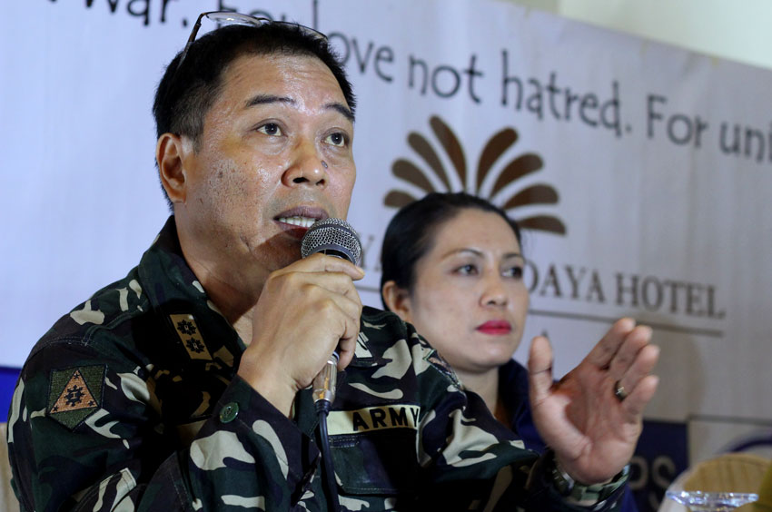 Army claims NPA in leadership crisis after Parago's death