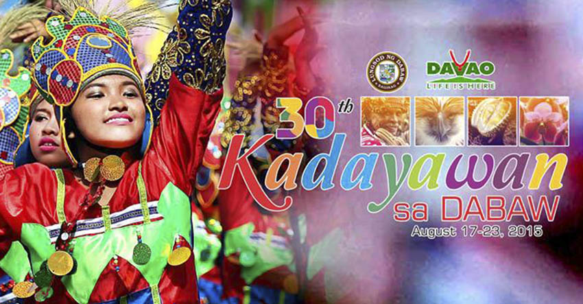 City gears for 30th Kadayawan Festival