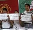 Davao migrant activists decry 'harrasment'