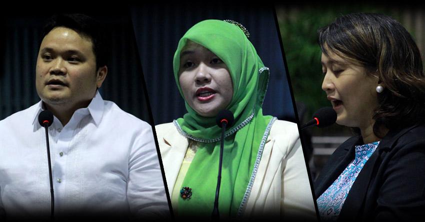 Protocol breach? Davao councilors want regional PNP officials to explain Haran fiasco