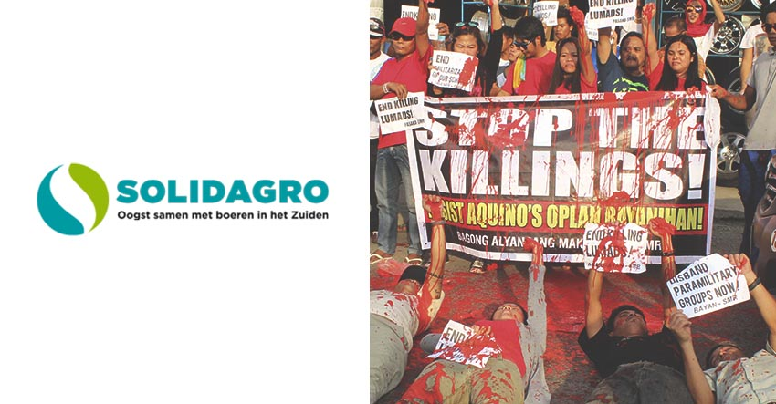 #StopKillingLumads: Belgian NGO wants PH gov't to probe Army involvement in IP killings