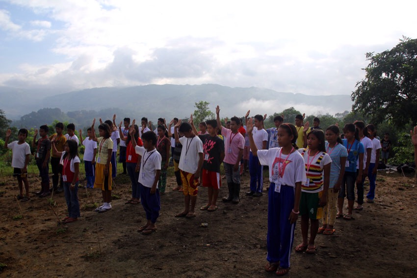 Bukidnon barangay captain closes tribal school